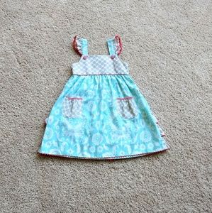 Shrimp and Grits Kids dress